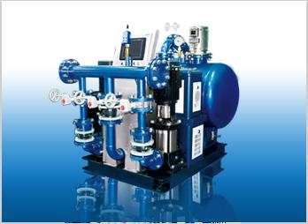 PLWG系列极瓷无负压给水设备