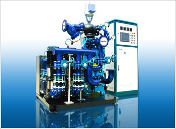 BHQ(S)系列智能型变频换热设备