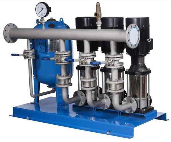 全自动变频恒压供水设备